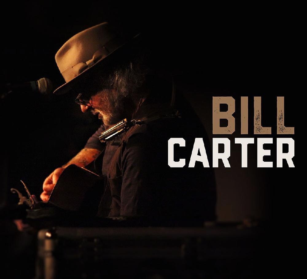 "Album cover for Bill Carter's ""Bill Carter"""