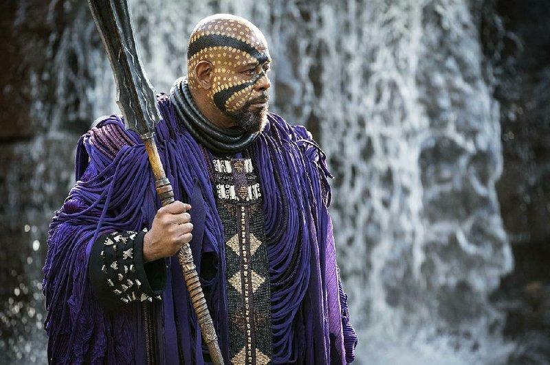 Fashion Forward Black Panther Costume Designer Calls Her Creations Afro Futurism