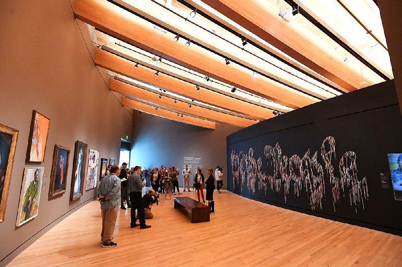Crystal Bridges Art Gallery