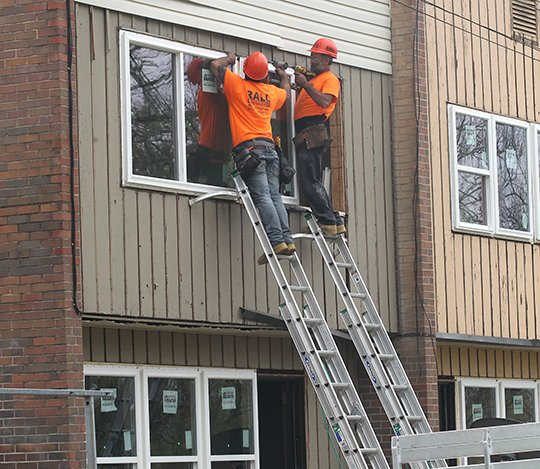 Housing Authority Waits For Funds