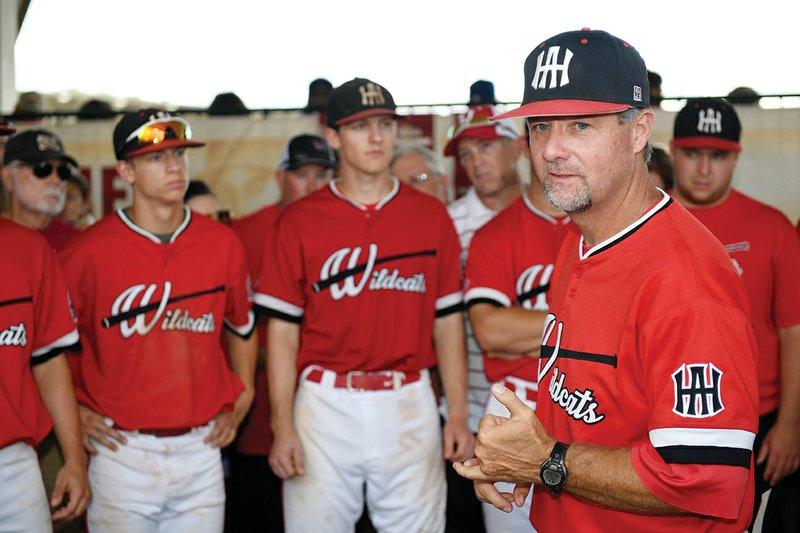 Harding Baseball Coach Wins Third Title