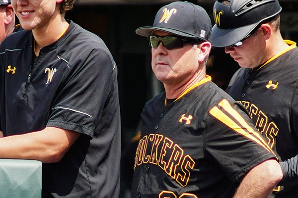 Former Wichita State coach Todd Butler spent eight seasons as an assistant coach at Arkansas from 2006-13.