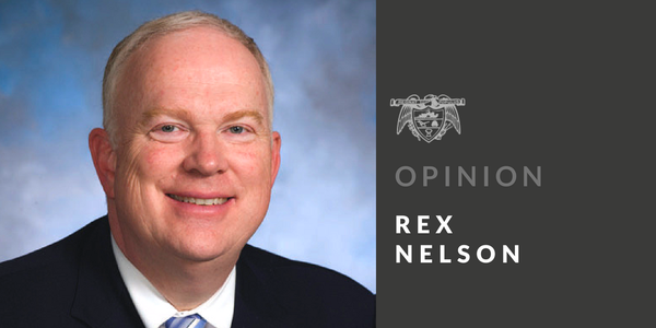 OPINION | REX NELSON: Trout waters of Arkansas