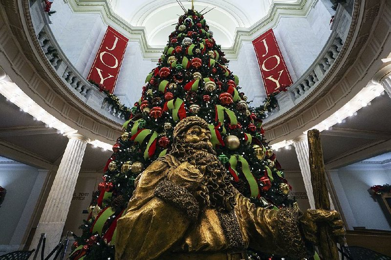 Christmas parade, lighting ceremony at state Capitol coming up