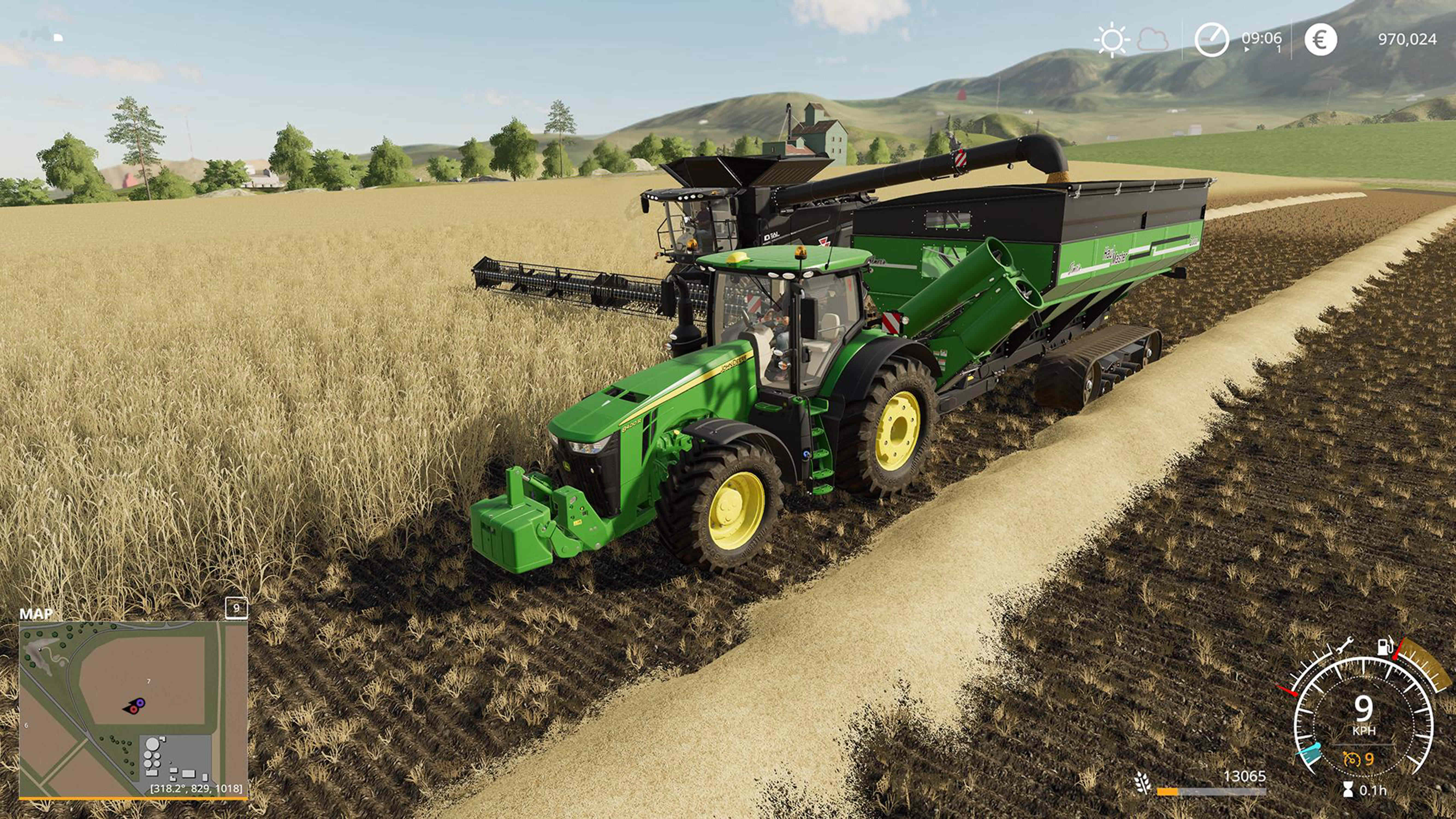 Game On Farming Simulator 19 Simulates Yes Farming