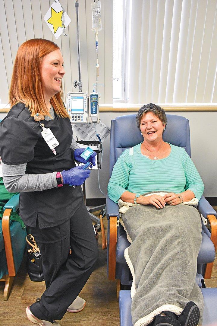 Cancer Patient Volunteers To Lead Fundraising Effort