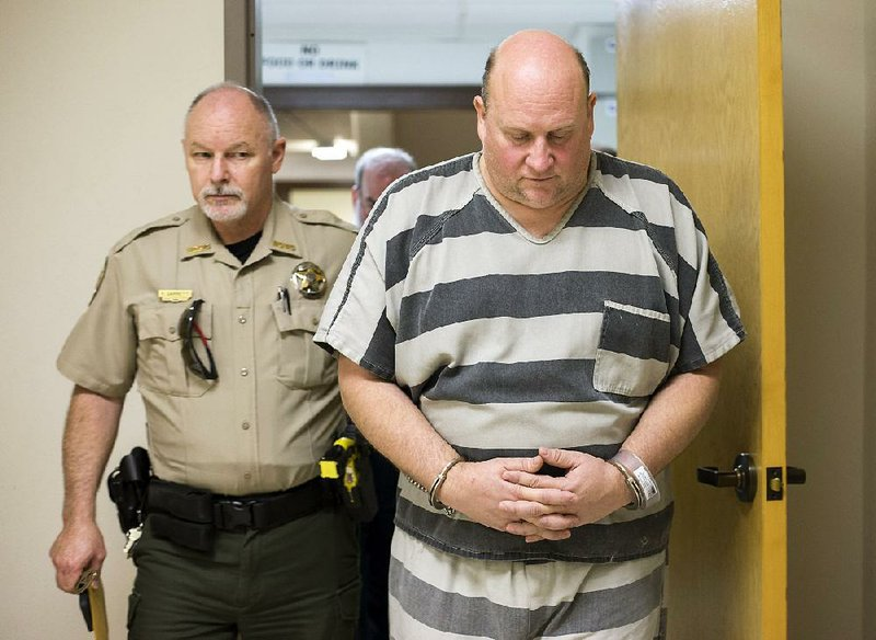 Trial Nears As Ex Officer Now Linked To 97 Rape In Northwest Arkansas