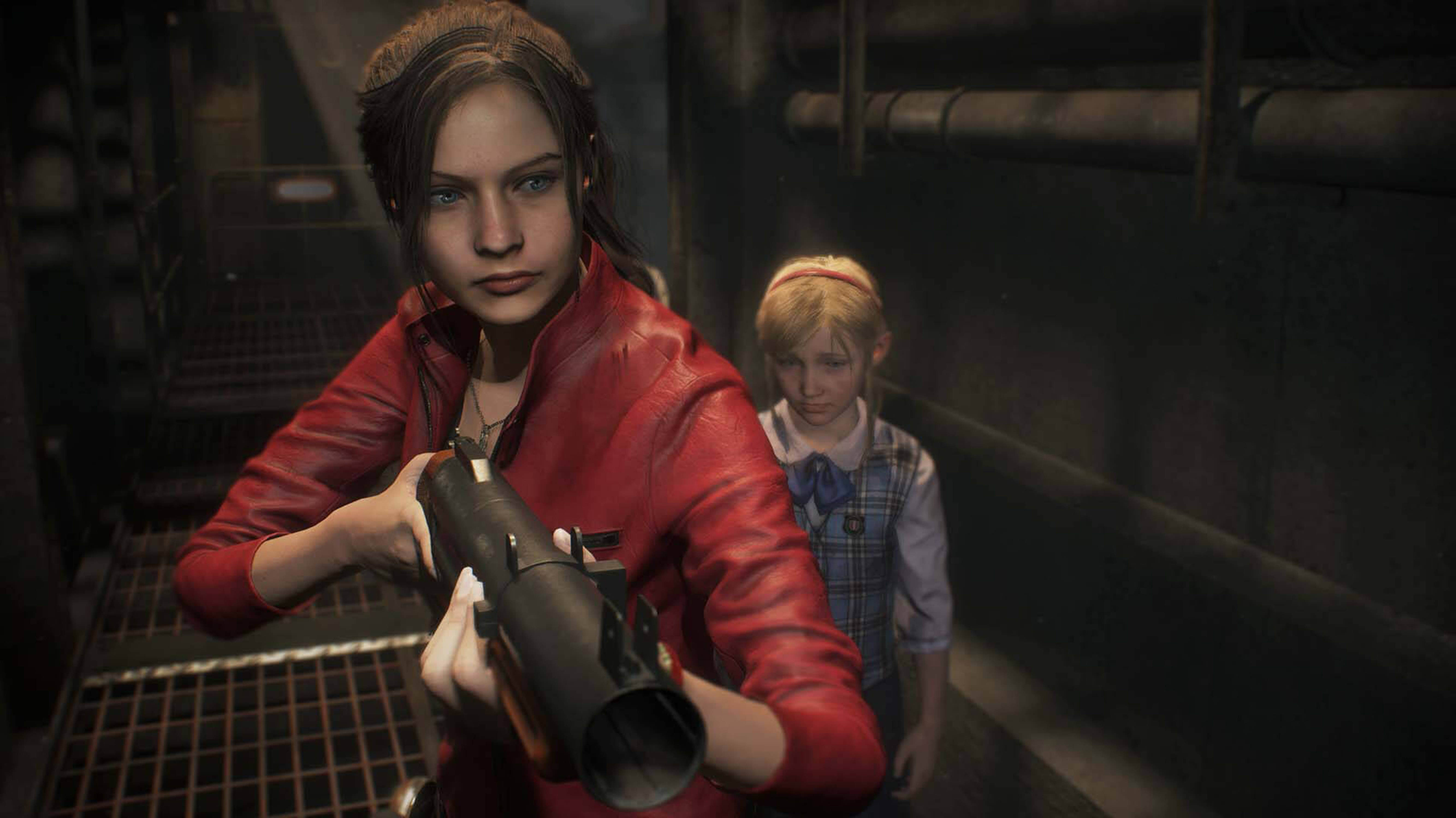 Game On Resident Evil 2 As It Was Meant To Be Played