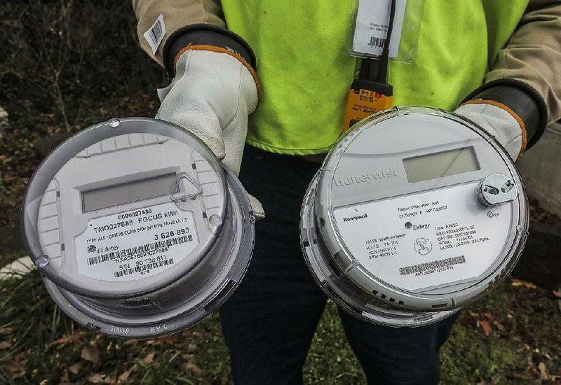 Entergy S Meters To Get Smarter In Arkansas