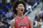 Fort Smith Northside's Jaylin Williams is averaging 15.4 points and  10 rebounds this season. The Grizzlies will take on Bryant in the Class 6A boys state championship game Friday in Hot Springs.
