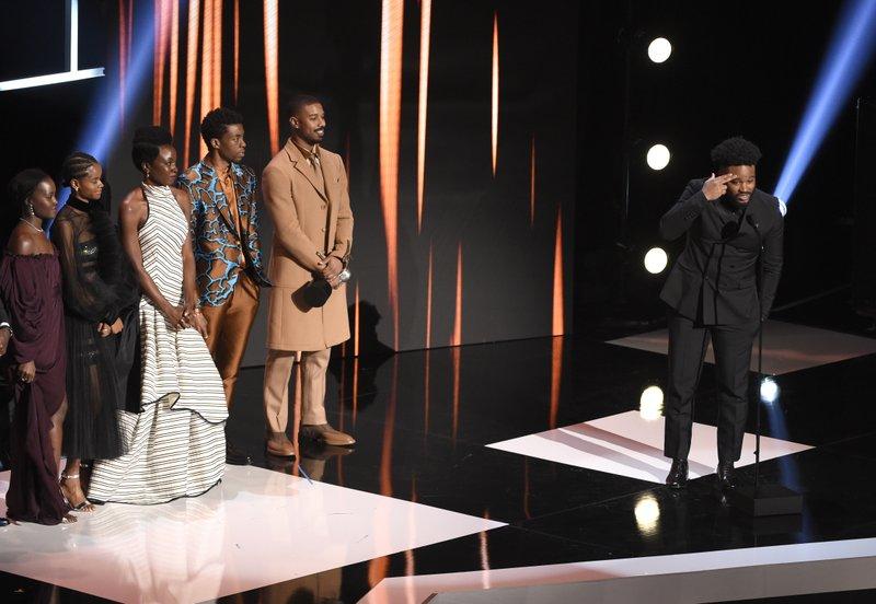 Beyonce, 'Black Panther' win at 50th NAACP Image Awards
