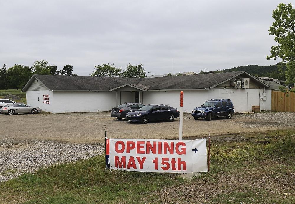 FILE — Doctor's Orders opened in Hot Springs in May 2019.