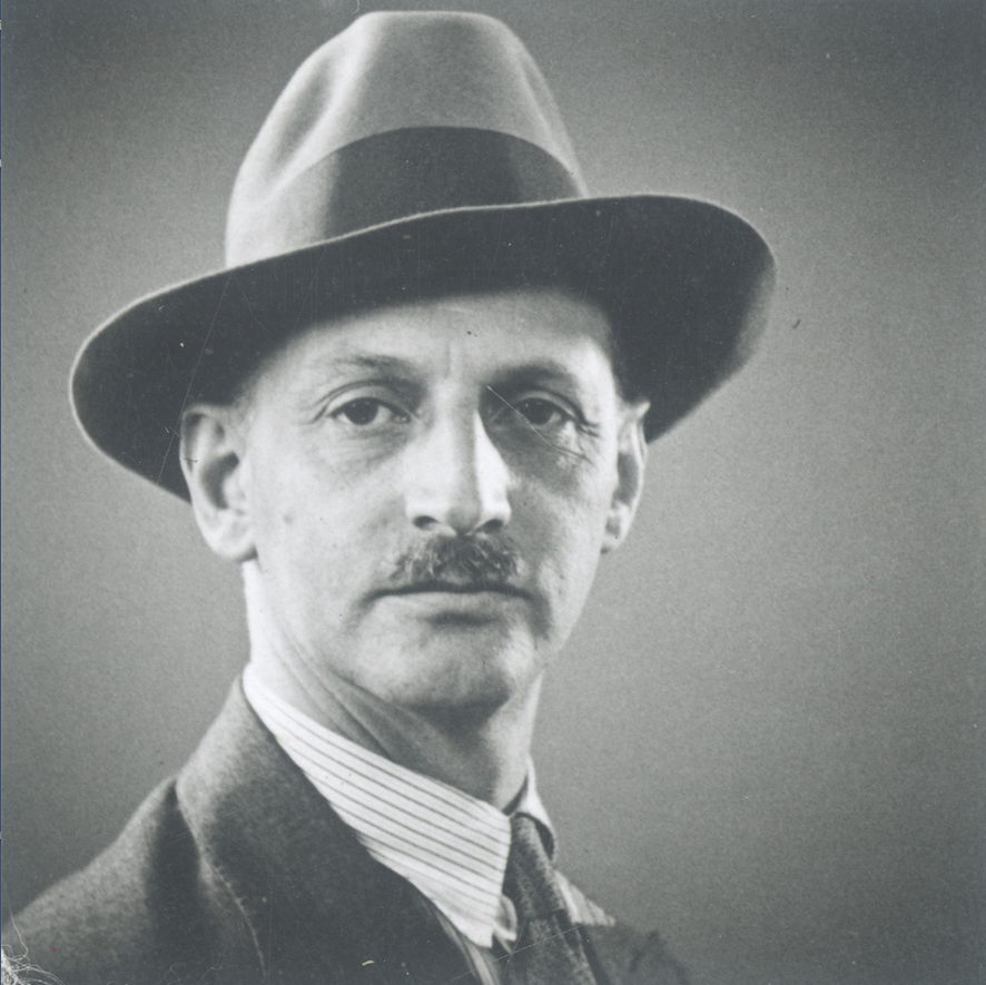 Anne Frank's father, Otto (Courtesy of the Anne Frank Center for Mutual Respect)