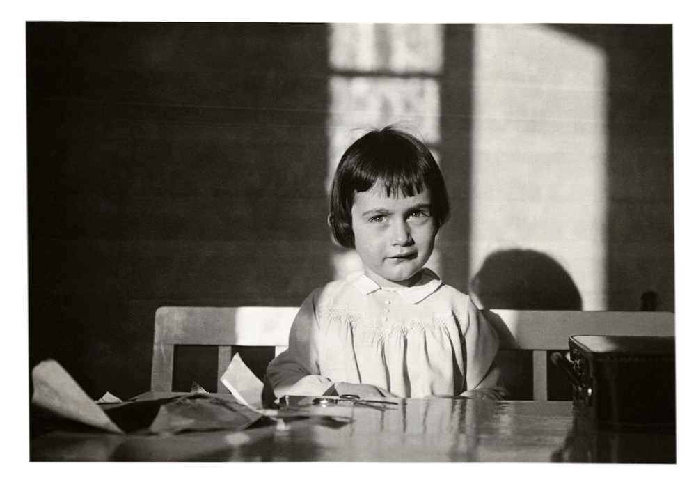 Anne Frank in 1932 (Courtesy of the Anne Frank Center for Mutual Respect)