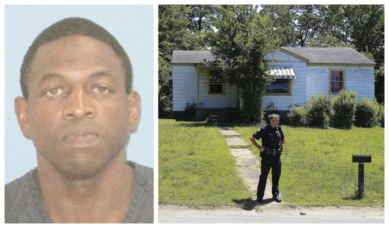 Man Charged With Murder After 3 Killed At Little Rock Home