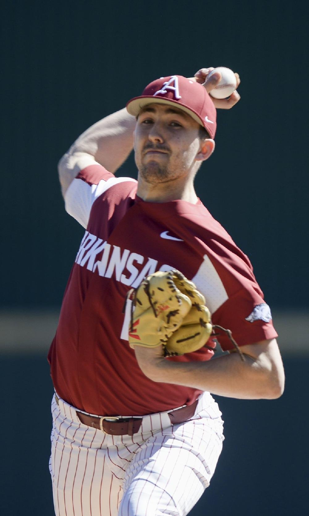 Hogs Connor Noland: Sticking with baseball only