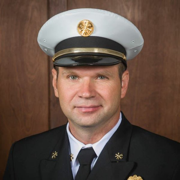 New Fayetteville Fire Chief Announced