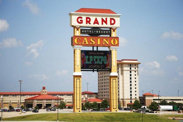 Grand casino letters fiesta hotel and casino employment