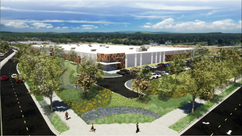 First Building For Walmart S New Home Office Gets Ok