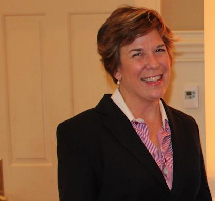 ASO Executive Director Christina Littlejohn (Arkansas Democrat-Gazette/RACHEL O'NEAL)