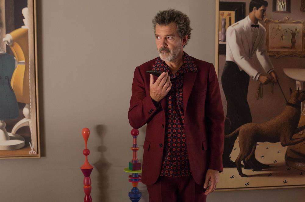 "Antonio Banderas stars in ""Pain and Glory,"" the new film directed by Pedro Almodovar. (Sony Pictures Classics)"
