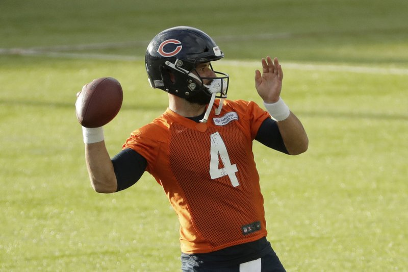 Bears Join Raiders In London 2 Days Before Game