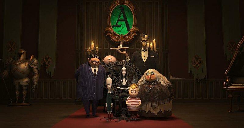 Reincarnating The Addams Family