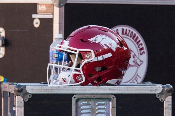 Arkansas vs Mississippi State Saturday, Nov. 2, 2019, at Reynolds Razorback Stadium in Fayetteville.