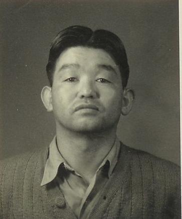 Sam Yada, father of Richard and Robert Yada, circa 1940 (Courtesy Richard Yada)