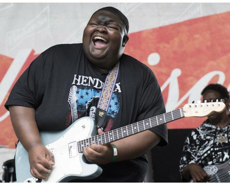 MUSIC SCENE: Blues 'savior' Christone 'Kingfish' Ingram plays Stickyz in Little Rock