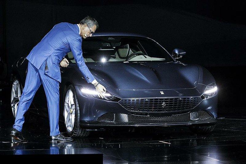 Ferrari targeting the sports-car leery