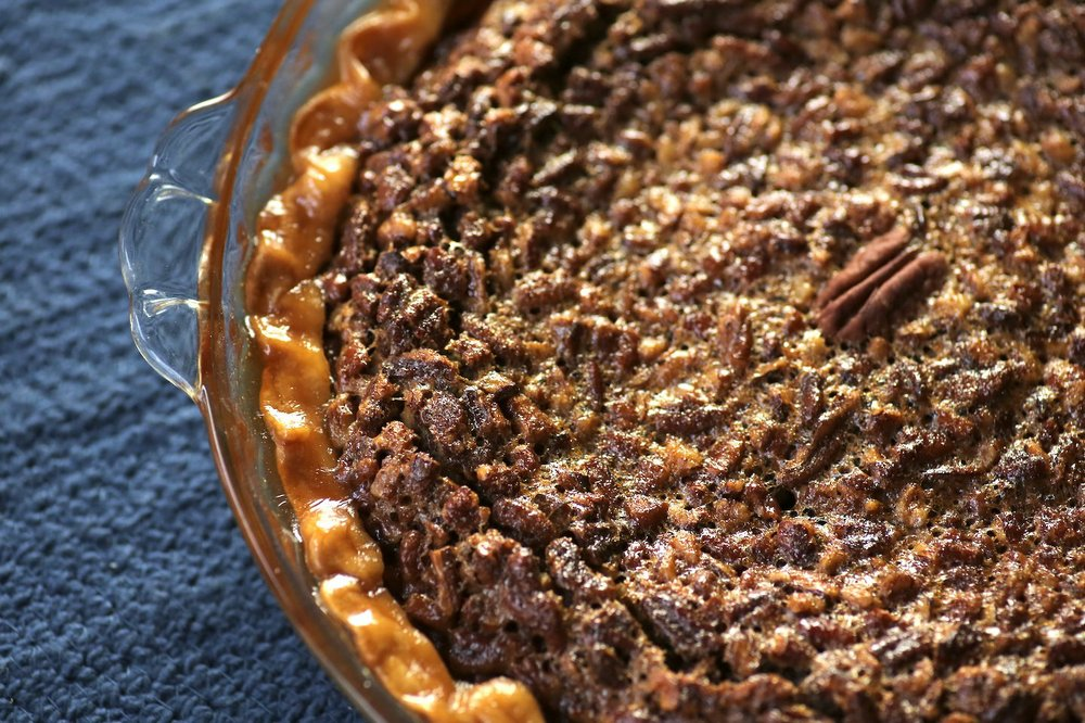 Miss Betty's Pecan Pie Photo by John Sykes Jr.