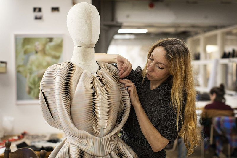 Iris Van Herpen Has A New Approach To Fashion