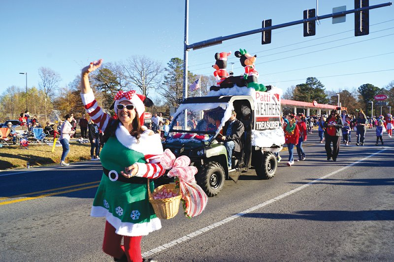 Storybook Christmas Tree Festival 2020 Christmas parades scheduled in area