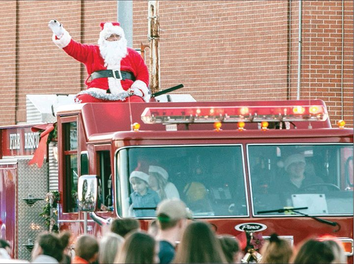 Bryant Christmas Parade 2020 Christmas parades scheduled in area