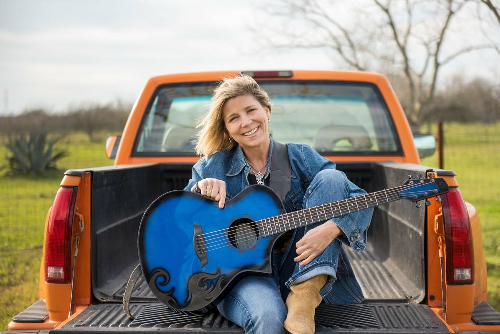 Terri Hendrix performs Thursday for AACLive! in Fort Smith. Special to the Democrat-Gazette