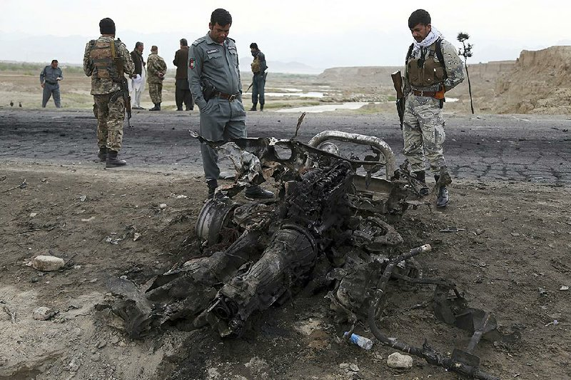 Mistakes Of Afghan War Come Out In Files Officials Cite Bid To Mislead Public