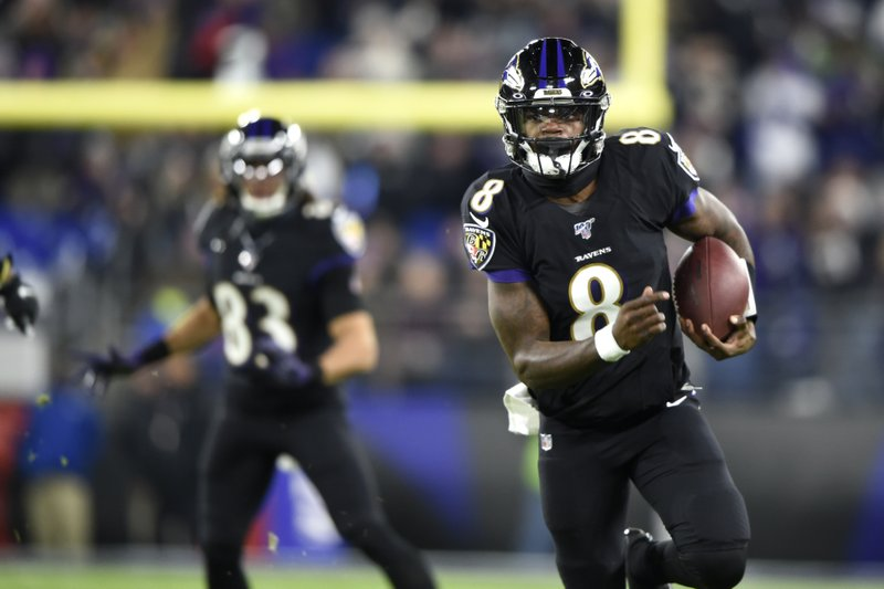 Column: Lamar Jackson finishes off an ugly stereotype