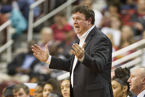 UALR women's basketball Coach Joe Foley will attempt to earn his 800th career victory when the Trojans take on Texas State today at the Jack Stephens Center in Little Rock. Foley is 799-267 for his career, including 456-81 in 16 seasons at Arkansas Tech and 343-186 in 17 seasons at UALR. 