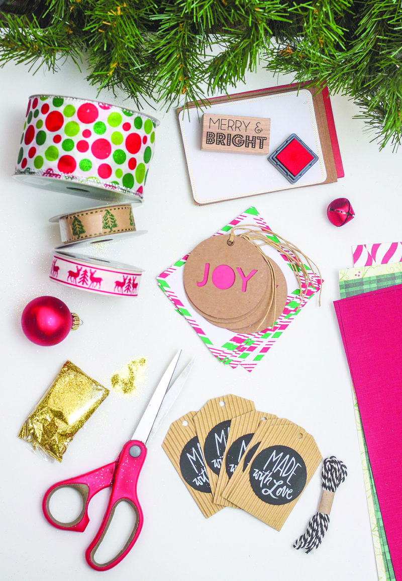 Gift Wrap Paper Craft Ideas For After Christmas