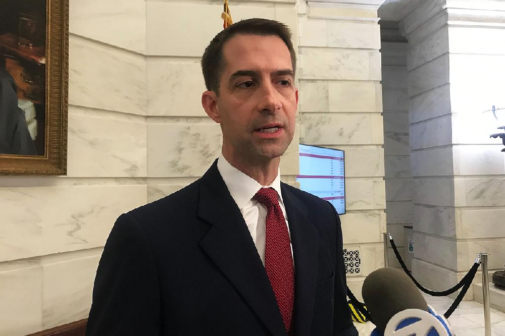 Cotton grills Garland, offers praise on McVeigh bomb case