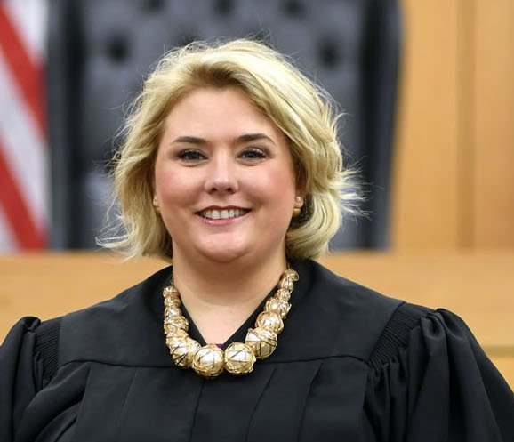 Judge Meredith Switzer. - File photo by The Sentinel-Record