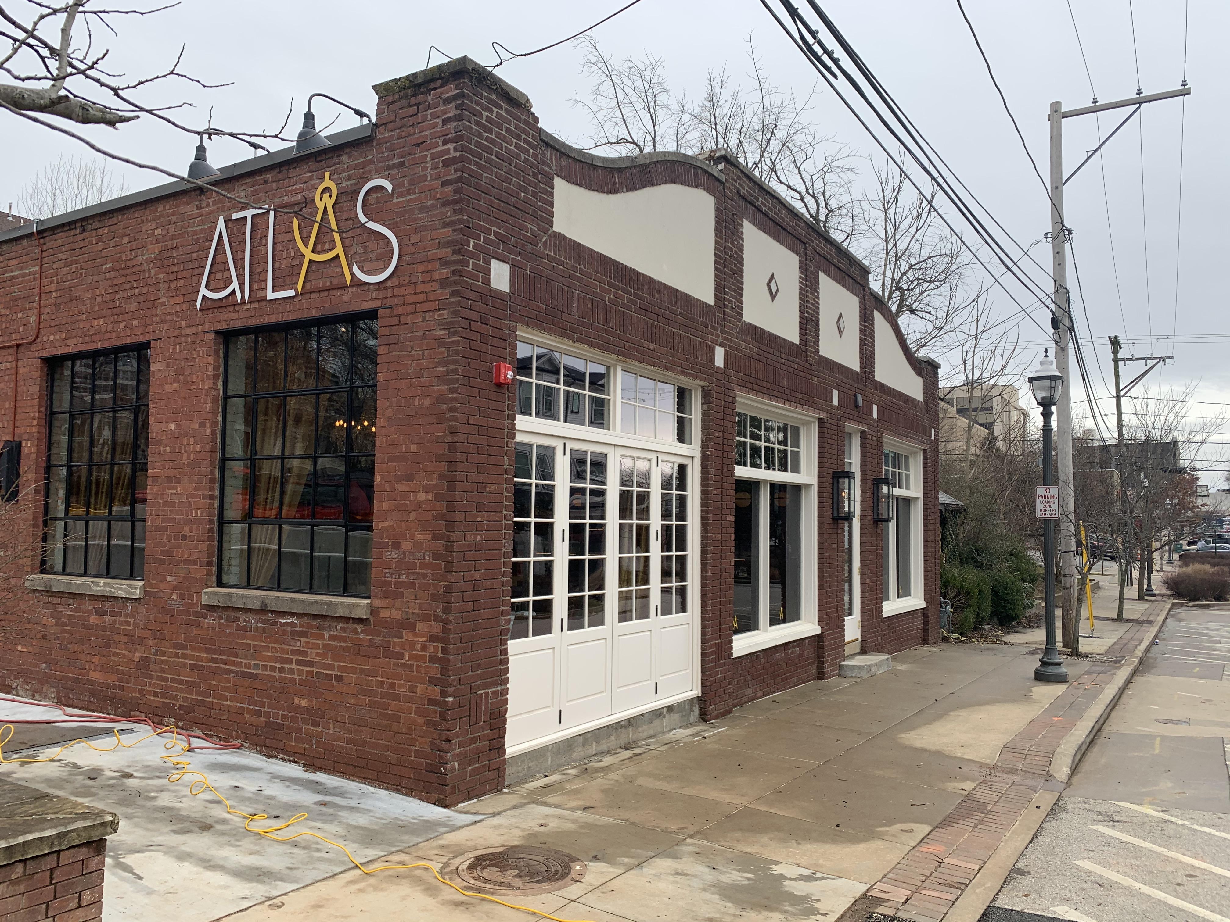 Atlas Opens In Downtown Fayetteville
