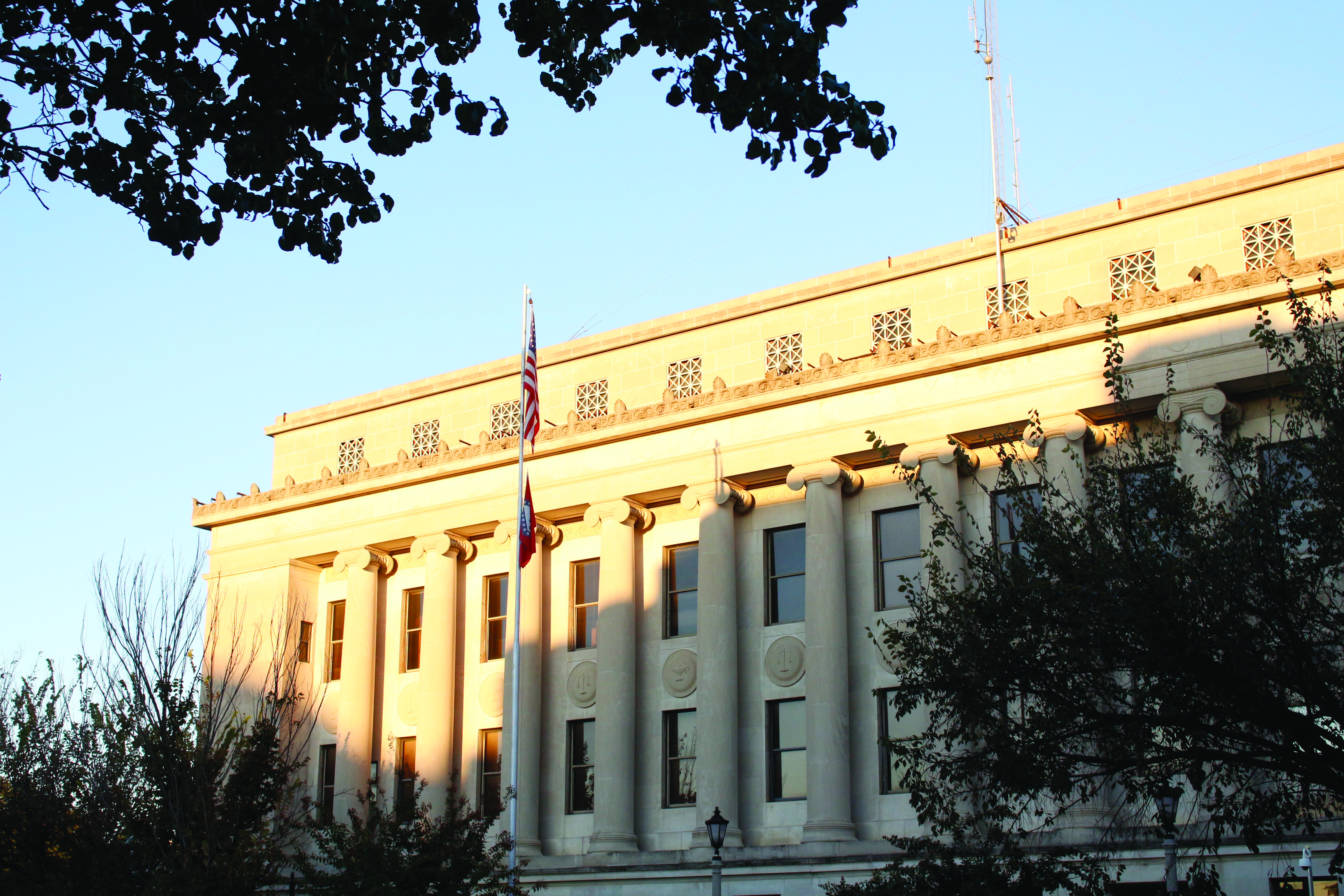 Courthouse To Remain Closed But County Business Can Still Be Conducted