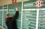 Arkansas takes on Gonzaga at 2:00 p.m. today for game one of a four game series.