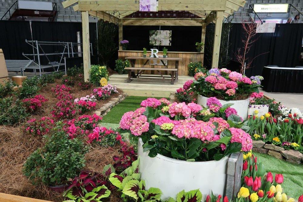 The 2020 Arkansas Flower Garden Show Opens Friday