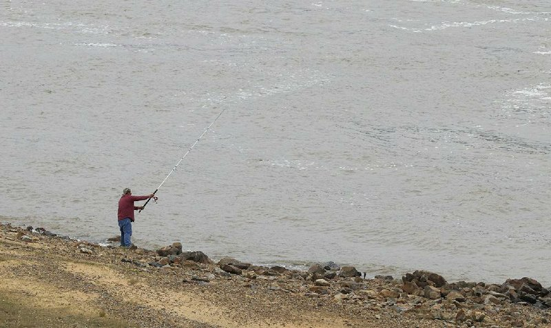 State Commission Waives Fishing License Requirements