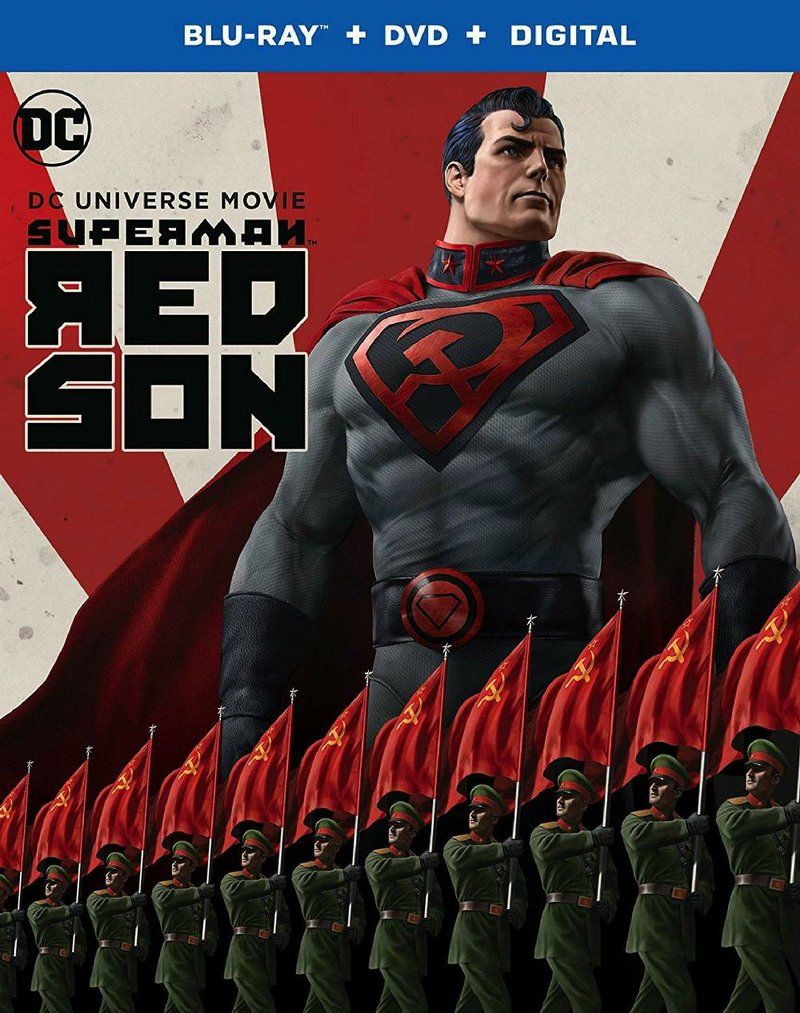 A Bizarre Spectacle That Is Superman Red Son