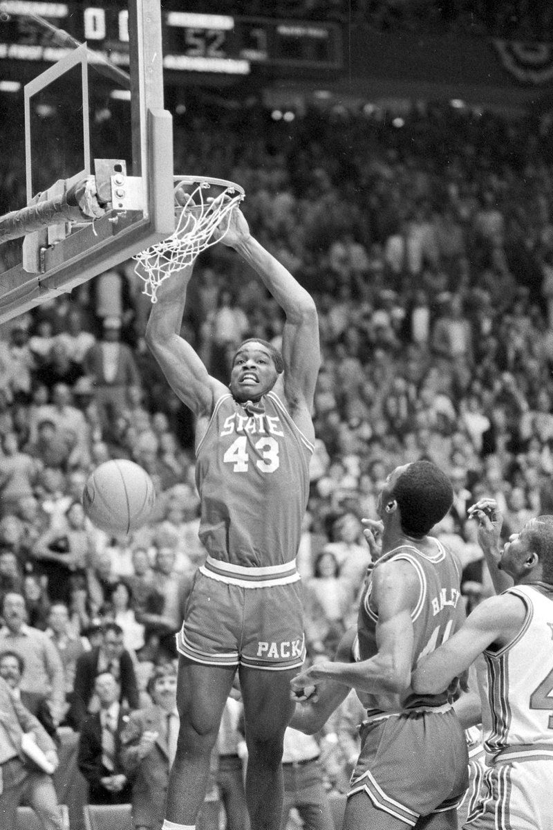 Biggest tourney upsets? NC State's '83 title run hard to top
