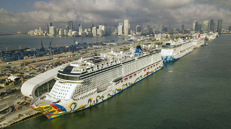Cruise industry finds no relief